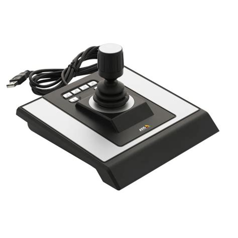 Joystick Cctv axis t8311 surveillance joystick 5020 101 166 use ip ltd