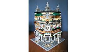 building creator lego ideas corner candy modular building