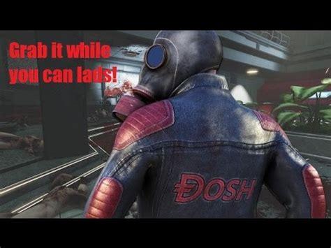killing floor 2 pc gamer dosh cosmetics for mr foster youtube