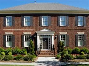 brick colors for homes your home s exterior hgtv