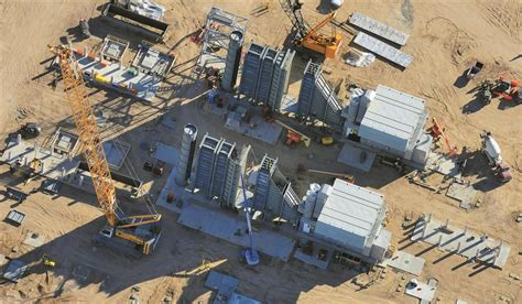 Cheyenne Light Fuel And Power by Work Begins On Cheyenne Prairie Generating Station