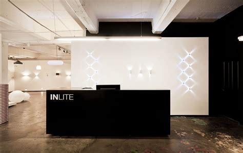 Minimal Interior by Motm Inlite Lighting Showroom
