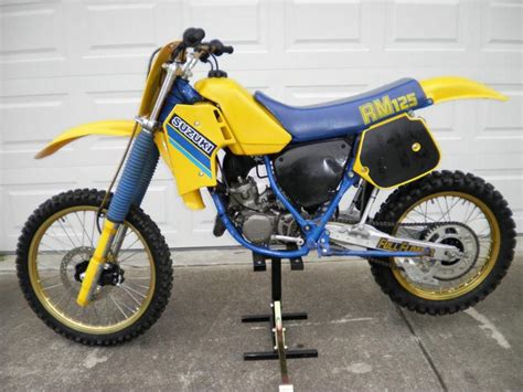how can i learn about cars 1985 suzuki sj navigation system buy 1985 suzuki rm125 ahrma on 2040 motos