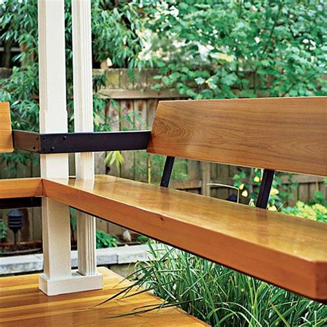 deck benches with backs best 25 deck storage bench ideas on pinterest