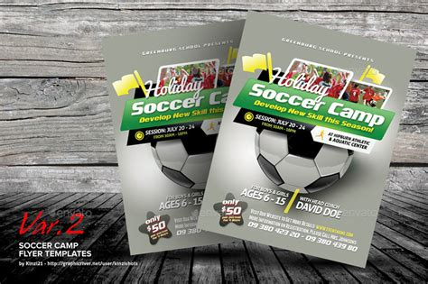 template flyer envato soccer c flyer templates by kinzishots graphicriver