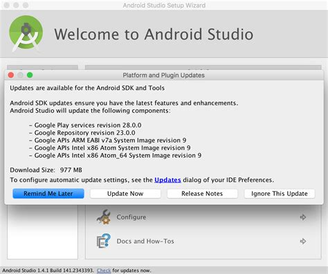 tutorial how to install android studio beginning android development tutorial installing android