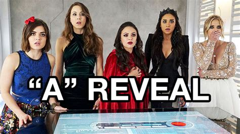 Who Is A Pretty Liars A Revealed As Cece Who Is Ali S