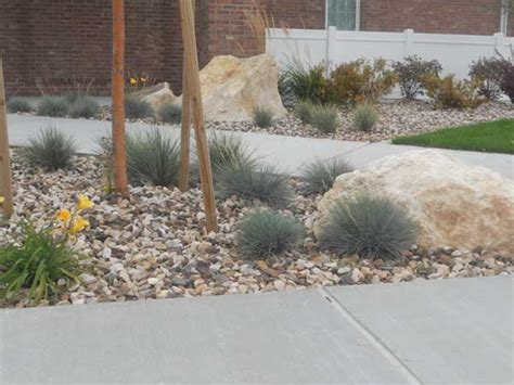 Landscape Rock Idaho Falls Idaho Falls Landscaping Products Wolverine Rocks Rubber