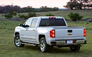 2014 chevrolet silverado 1500 rear photo 6