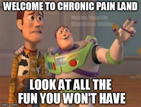 Chronic Pain Meme - 25 best ideas about chronic illness humor on pinterest