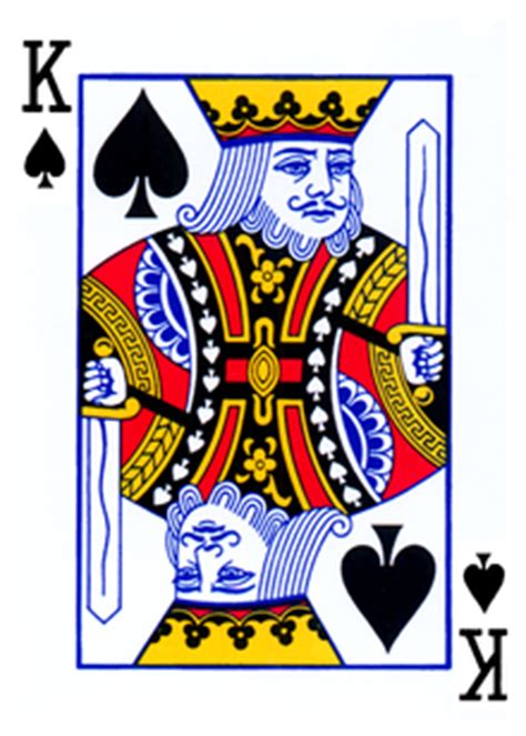 king of hearts card template king card