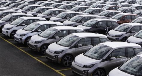 Car Shipping Ports by 2014 Bmw I3 Rex Range Extended Electric Car On Hold At