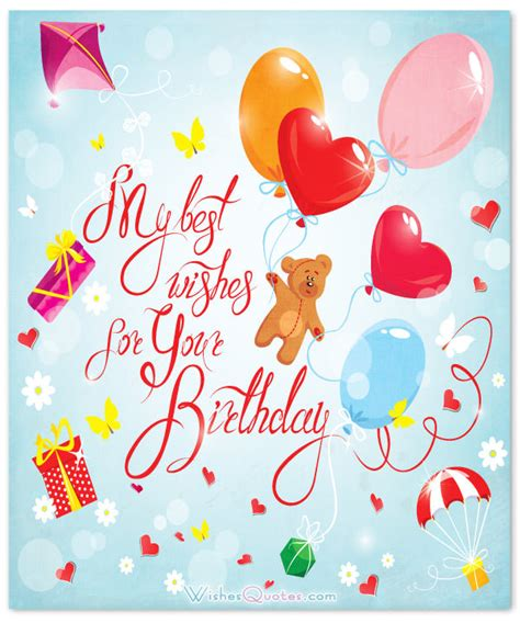 Sweet Happy Birthday Wishes For 100 Sweet Birthday Messages Adorable Birthday Cards