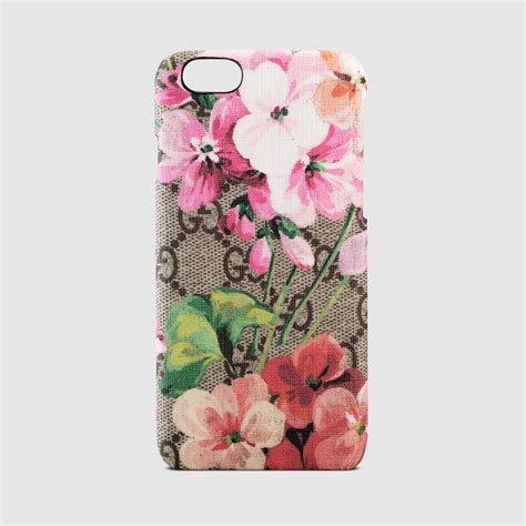 Iphone 7 Plus Supreme Floral Hardcase gucci gg blooms iphone 6 plus in multicolor lyst