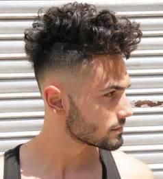 boys haircut curly on top sides estilos de cabelos cacheado para homens cortes de cabelo