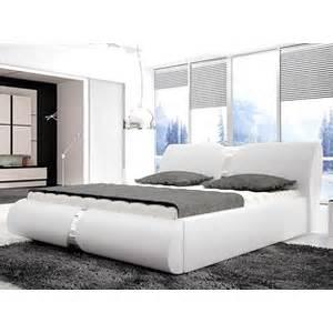 lits 180x200 cuir lits adultes comparer les prix sur