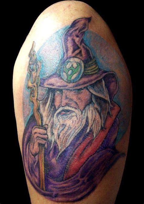 wizard tattoo wizard tattoos search engine at search