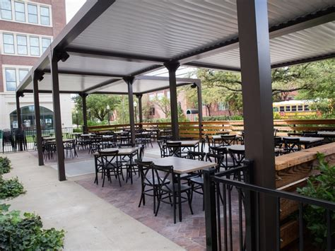 Outdoor Patio Awning The 9 Best New Outdoor Restaurant Patios To Enjoy Fall S