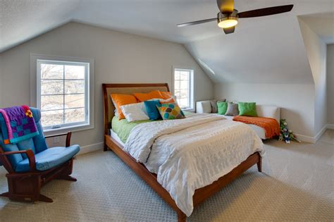 bonus room houzz bonus room traditional bedroom minneapolis by mark