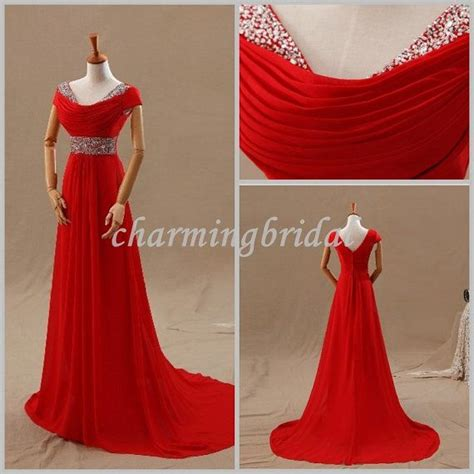 dress design red colour long red colour bridal dress collection outfit4girls com