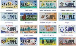 florida adds still more specialty license plates to some