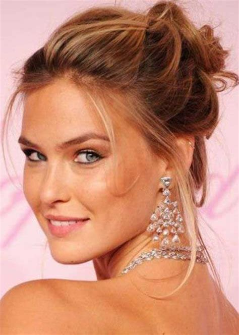 Hairstyles For Medium Hair Updos by Best Hair Updos For Medium Length Hair Hairstyles