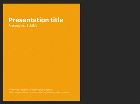 template powerpoint yellow yellow powerpoint template goodpello
