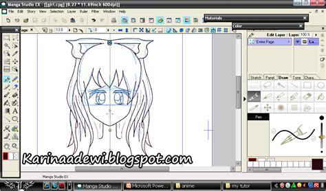 miyazaki karin s miyazaki karin s tutorial cara menggambar dan mewarnai dengan