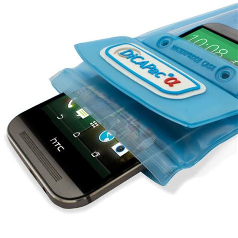 Waterproof Bag For Smartphone Up To 5 5 Pouch Anti Air Ungu dicapac universal waterproof for smartphones up to 5