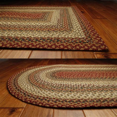 Wholesale Braided Rugs by Pumpkin Pie Cotton Braided Rugs
