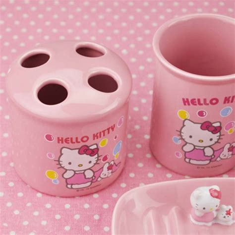 hello kitty bathroom decor hello kitty bathroom set