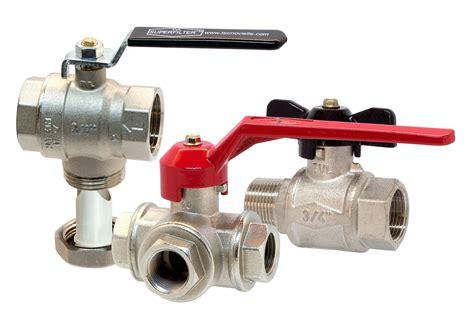 rubinetti a sfera per acqua prodotti tecnovielle s p a