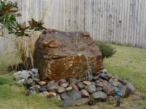rock water features for the garden welcome to wayray the ultimate outdoor experience photo