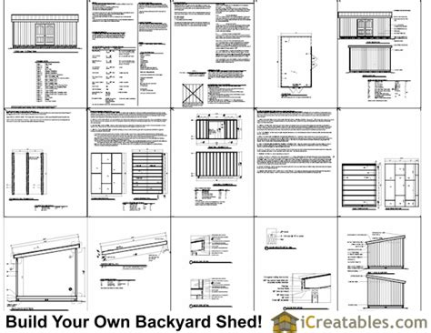 Free Shed Blueprints 12x20 by Woodworking Simple Design Detail Shed Plans How To Build A Concrete Slab