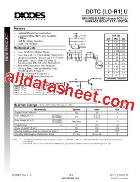 datasheet diode rl207 diodes inc part numbering 28 images sr202 datasheet pdf diodes incorporated bc847 datasheet