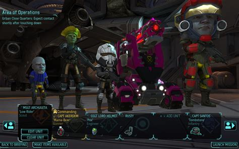 Sky Ls 128 Big Size Headless Without enhanced soldier customization for war at xcom