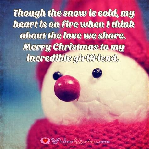 christmas love messages  girlfriend  lovewishesquotes