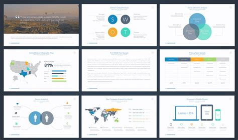 Keynote Business Templates Top 30 Free Templates For Apple Keynote 2018 Colorlib