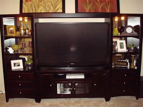 Rooms To Go Tv Stand by Entertainment Center For Larger Tv S 60 Quot Avs Forum