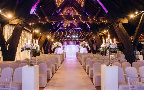 small weddings uk home rivington barn