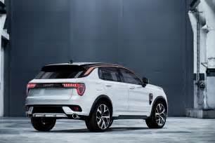 Geely Owns Volvo Geely S New Lynk Co Brand Unveils Its Model The