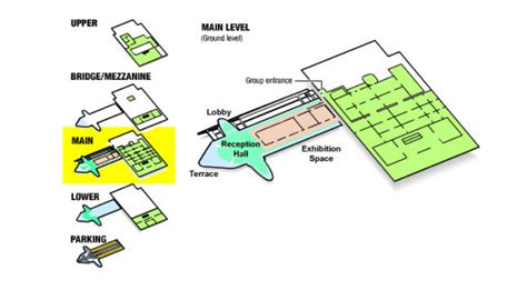 milwaukee art museum floor plan arch1390 2013 cheng xiang