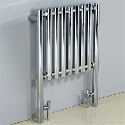 Summer Kitchen Ideas by Phoenix Mia Chrome Designer Radiator 800 X 600mm Uk