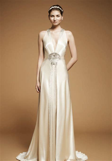 wedding dresses deco style deco gowns packham 2012 deco weddings