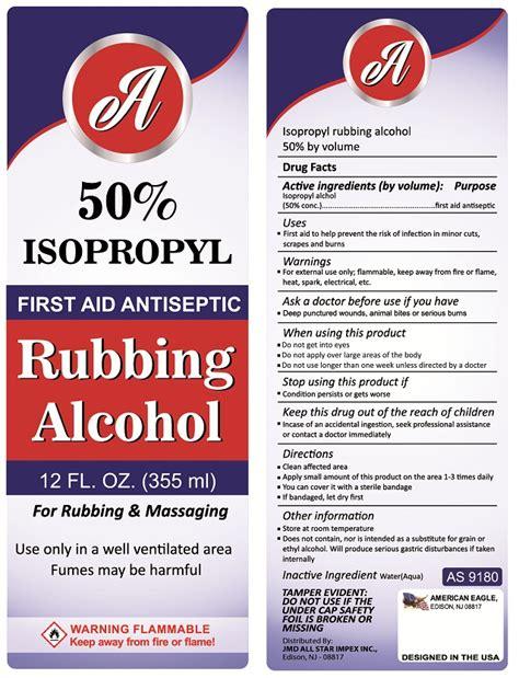 isopropyl rubbing alcohol liquid jt cosmetics  chemicals