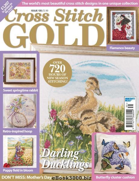Majalah Cross Stitch Gold Issue 110 cross stitch gold issue 135 2017 free ebook