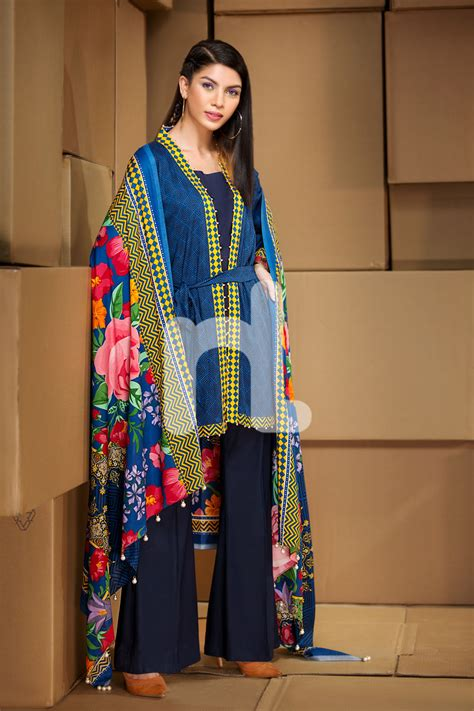 new year dress collection nishat linen winter dresses collection 2017 2018 stitched