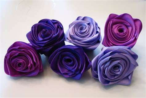 tutorial bunga quilling quilling made easy how to make silk satin or ribbon