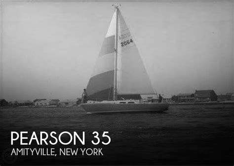 boats for sale amityville ny for sale used 1970 pearson 35 in amityville new york