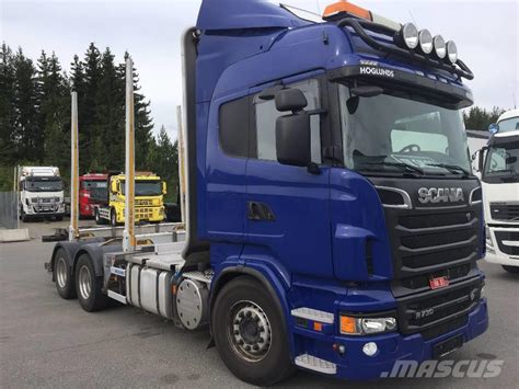 used scania r730 logging trucks year 2012 price 87 525
